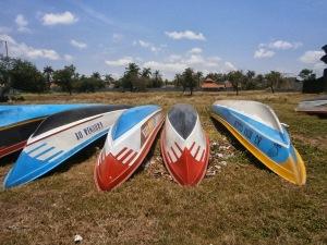 perahu fiber nelayan